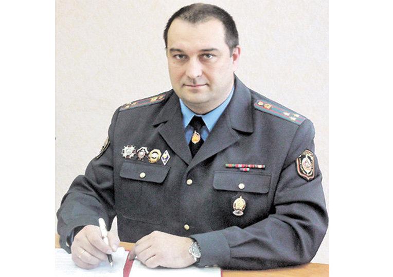 Столичную Госавтоинспекцию возглавил полковник милиции Вадим Гаркун