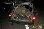 Авария в Осиповичском районе