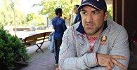 Борец Ибрагим Саидов