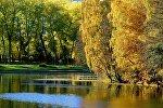 Осень в парке Победы