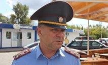 Начальник Управления по гражданству и миграции УВД Брестского облисполкома Александр Томашев
