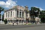 Рогачев. Здание бывшей земской управы в стиле модерн