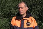 СПУТНИК_Слов нет - спасатель об инциденте с брошенным под Красноярском туристом