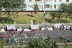 В Ташкенте начались праздничные гулянья в честь Дня независимости
