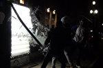 СПУТНИК_Митинг в Рио-де-Жанейро и беспорядки в Сан-Паулу после импичмента Роуссефф