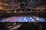 Открытие олимпийской квалификации в Минске