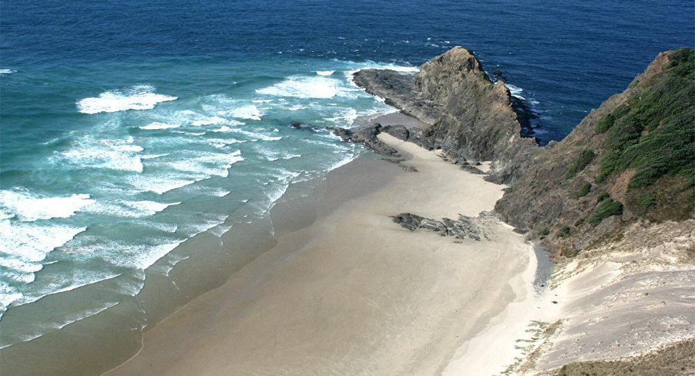 Около берегов свежей Зеландии было отмечено землетрясение