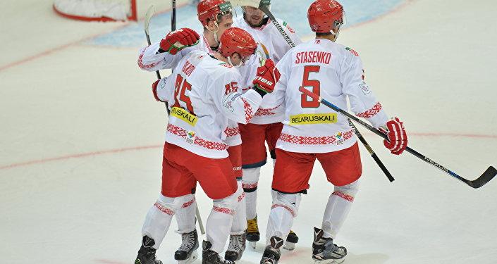 Белорусские хоккеисты победили датчан срезультатом 5:2