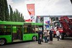 Самая крупная зарубежная выставка Беларуси открылась в Тбилиси