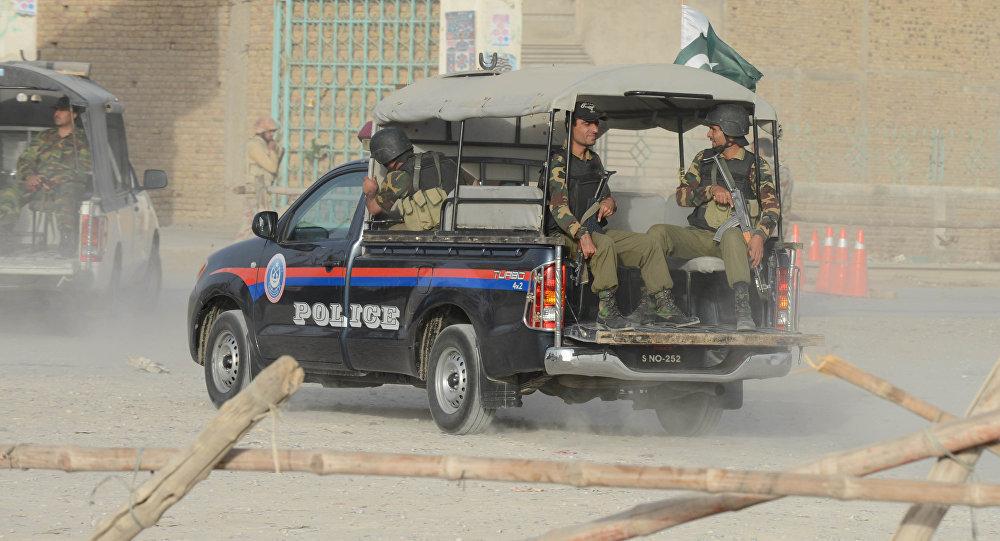 12 человек погибли после взрывов вПакистане