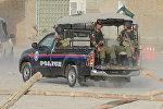 Сотрудники сил безопасности Пакистана