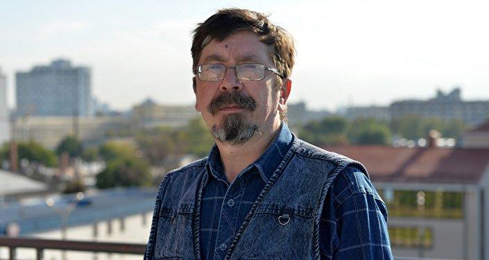 Астролаг Вячаслаў Бонча