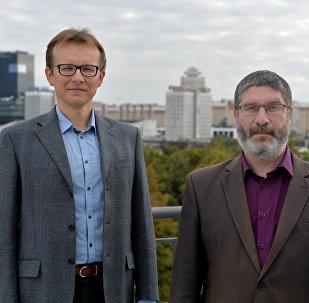 Вадзім Іосуб і Вячаслаў Ярашэвіч