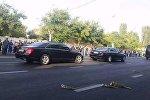 Ташкент провожает Каримова в последний путь