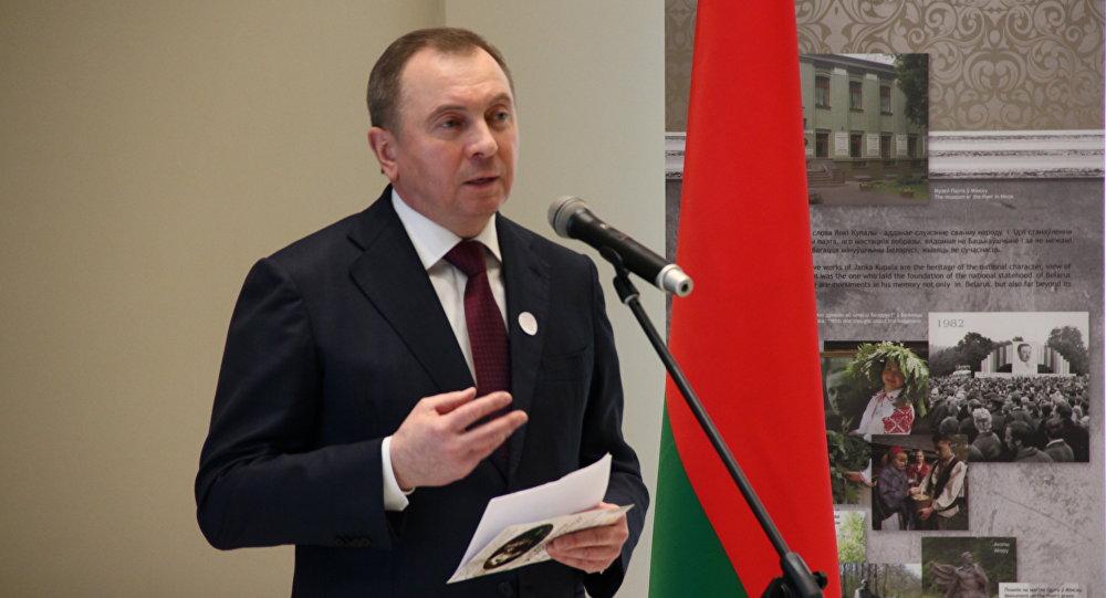 МИД: снабжать средствами общества белорусов зарубежом неможем, однако помогаем