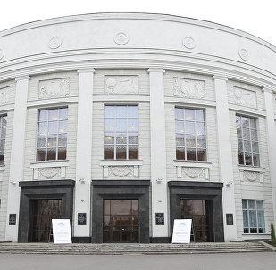 Академия наук РБ, архивное фото