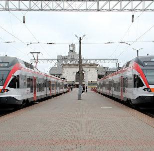 Электропоезда городских линий