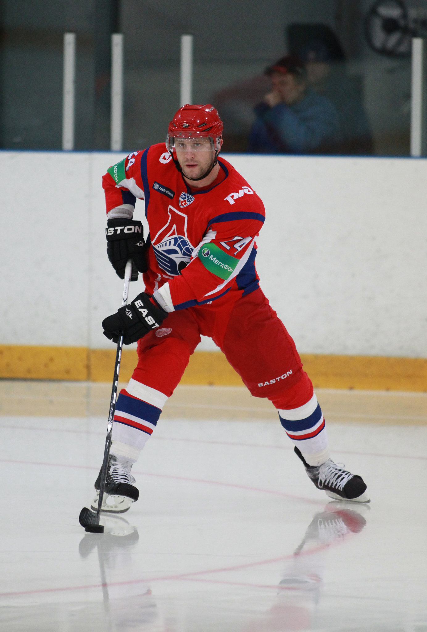Легенда белорусского хоккея Руслан Салей
