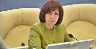 Глава Администрации президента Беларуси Наталья Кочанова, архивное фото