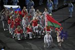 Адкрыццё Паралімпійскіх гульняў-2016 у Рыа
