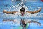 Белорусский пловец Игорь Бокий