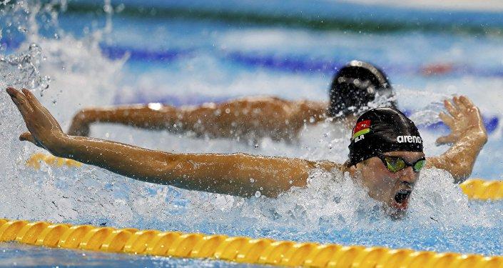 Белорусский паралимпиец Бокий завоевал «золото» иустановил рекорд