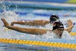 Белорусский пловец Игорь Бокий на Паралимпиаде в Рио