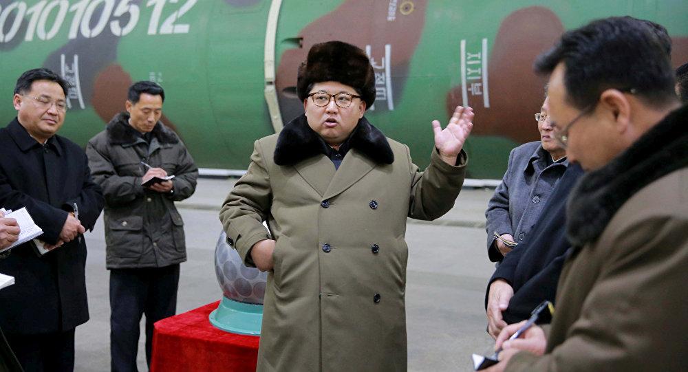 КНР осудил ядерные тестирования вСеверной Корее