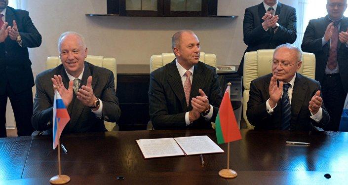 Следователи Армении, республики Белоруссии иРФ договорились о неменее плотном сотрудничестве