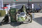 Модернизированный в Беларуси гирокоптер