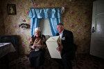 Выездное голосование в деревнях Сморгонского района Гродненской области