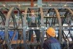 Комплекс специализированных металлических конструкций Белорусской АЭС
