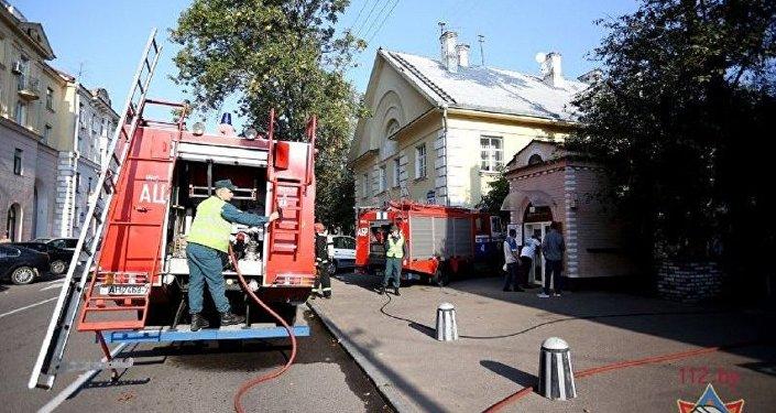 ВДрогичинском районе впожаре вдоме умер отец пятерых детей