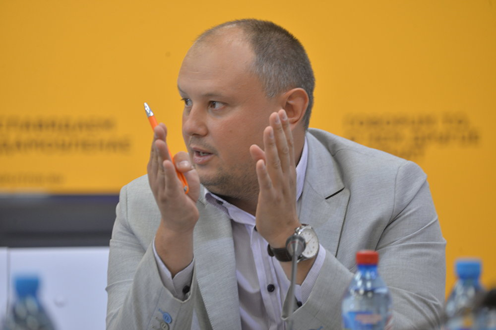 Заместитель директора по организации торговли ИООО БелМаркетКомпани Виталий Рунцо
