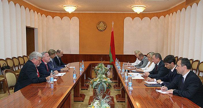 США подчеркнули улучшения напарламентских выборах в республики Белоруссии