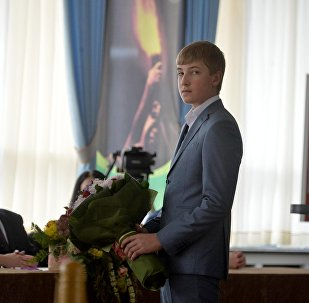 Николай Лукашенко, архивное фото