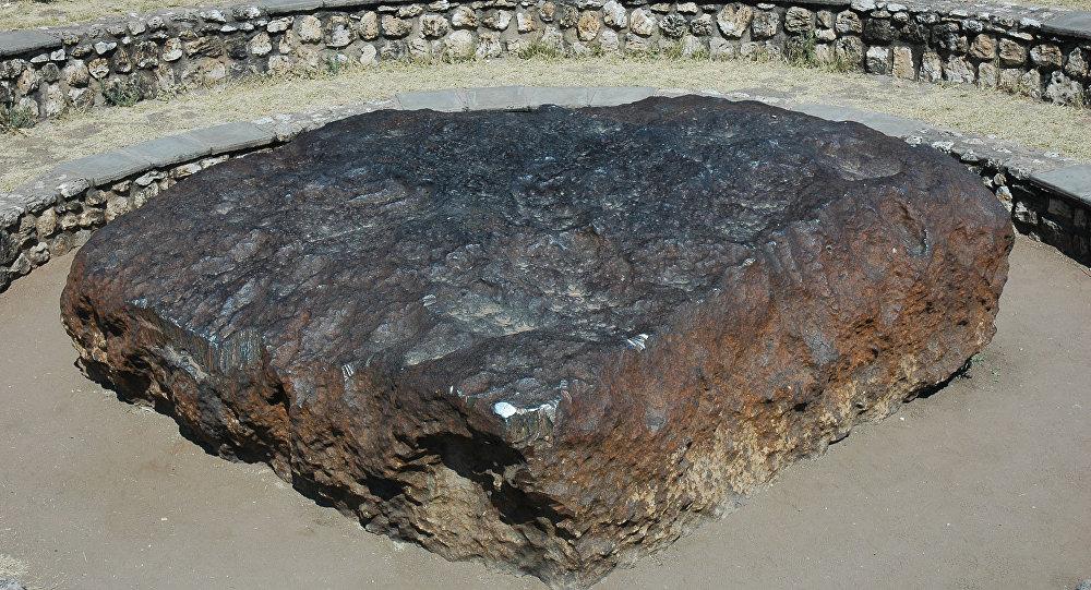 ВАргентине найден метеорит массой неменее 30 тонн
