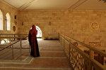 Мусульманка в Минской соборной мечети