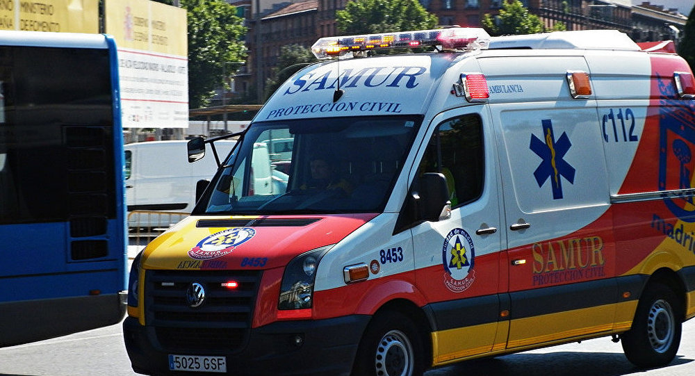 МИД: три белоруса пострадали вДТП вБарселоне