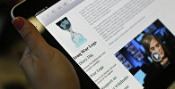 Пользователи интернета читают сайт WikiLeaks, архивное фото