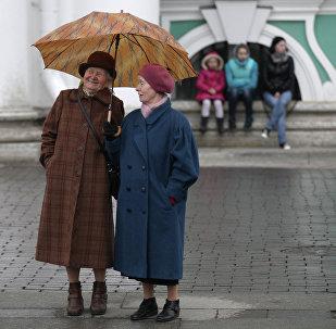 Жыхаркі Санкт-Пецярбурга