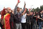 СПУТНИК_Убить или не убить быка: акция против отмены обычая Торо де ла Вега в Испании