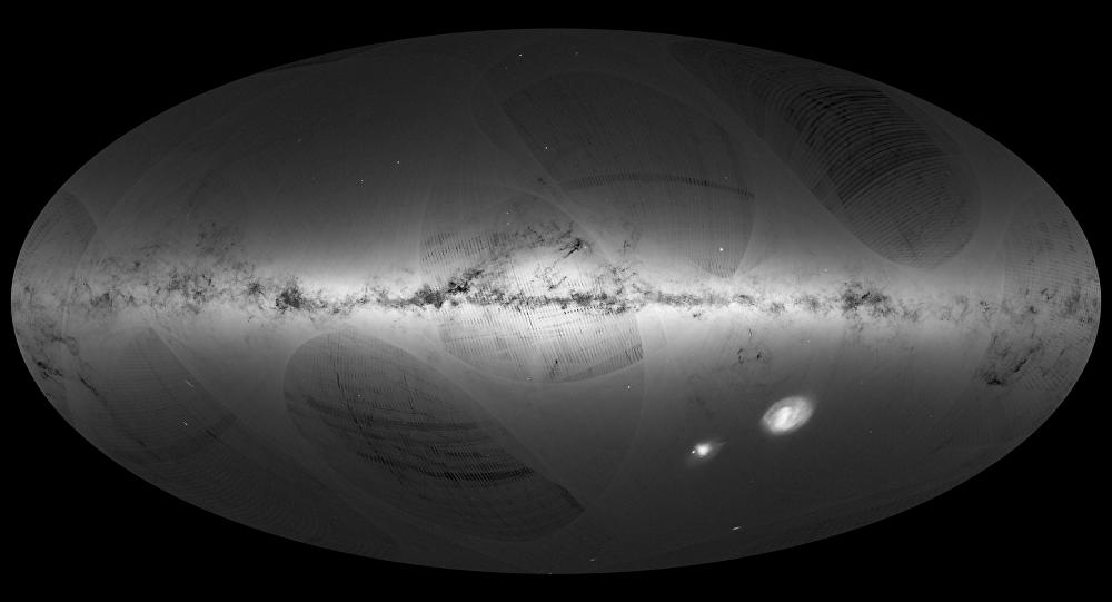 Телескоп Gaia измерил расстояния до млрд. звезд вМлечном пути