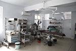Операционная в госпитале, архивное фото