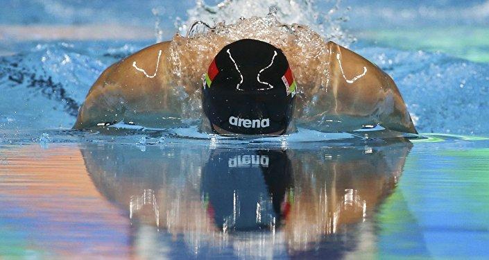 Игорь Бокий завоевал наПаралимпиаде вРио пятую золотую медаль!