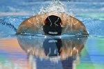 Белорусский пловец-паралимпиец Игорь Бокий