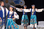 Кадры открытия XI фестиваля Молодежь – за Союзное государство