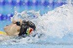 Белорус Игорь Бокий на Паралимпиаде 2016