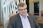 Председатель правления банка Виктор Бабарико