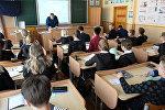 Чистая ностальгия: в борисовский школе можно увидеть советскую форму